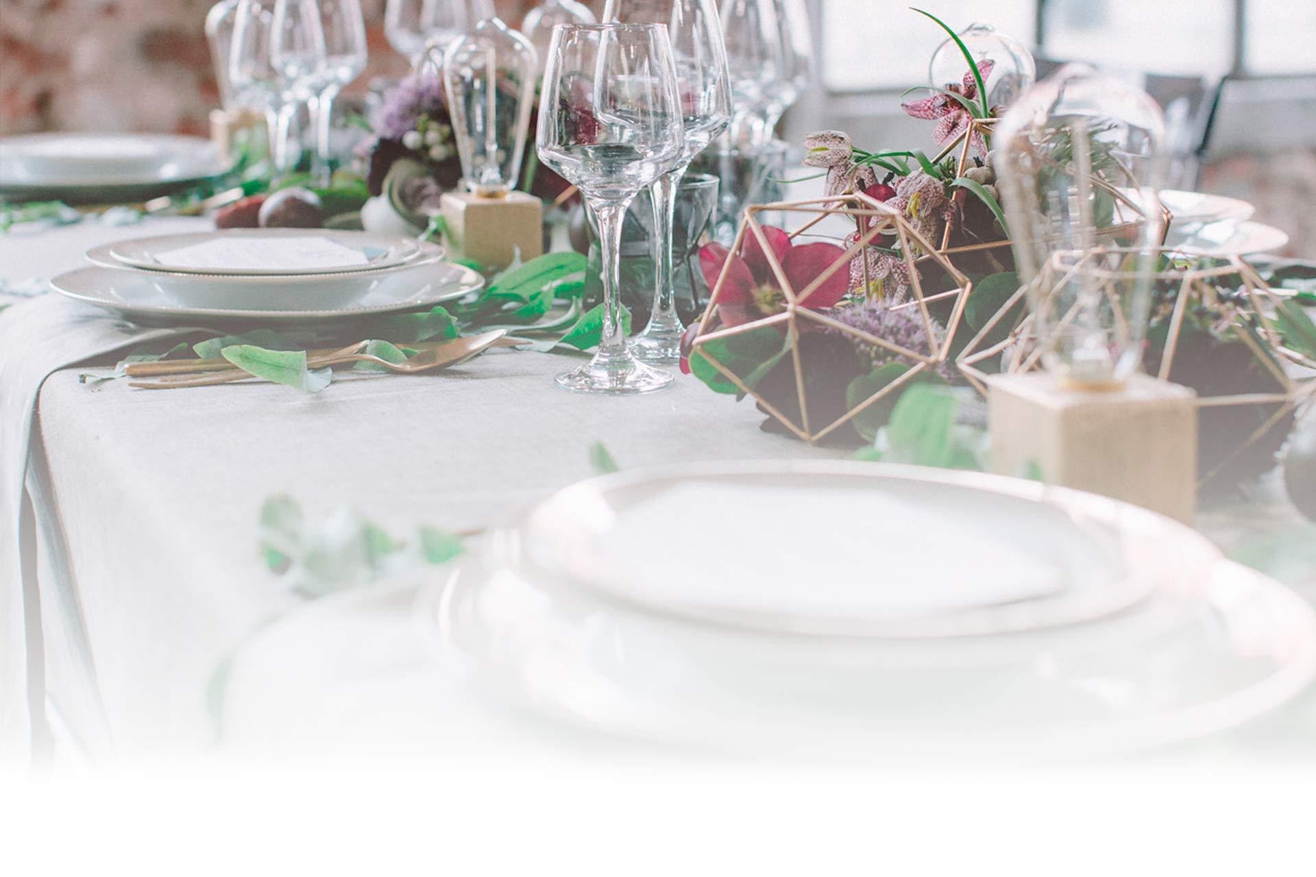 industriale - Fiori e Addobbi floreali per il matrimonio